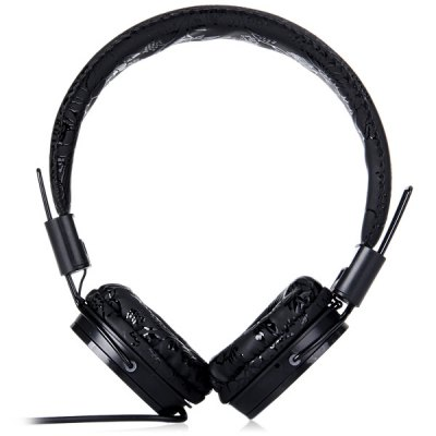 Yongle EP05B Flower Love Music Headphone Full Leather Headband Headset with Microphone for Smartphone / MP3 / MP4 / Tablet PC / Music PlayersOn-ear &amp; Over-ear Headphones<br>Yongle EP05B Flower Love Music Headphone Full Leather Headband Headset with Microphone for Smartphone / MP3 / MP4 / Tablet PC / Music Players<br><br>Brand: Yongle<br>Model  : EP05B<br>Color : Red, White, Black<br>Wearing type : Headband<br>Feature: Hingle construction leather headband, Omnidirectional Mic for phone calls, Soft ear pads<br>Function : Answering phone, Microphone, Noise Cancelling<br>Connectivity : Wired<br>Connecting interface : 3.5mm<br>Application : Computer, Mobile Phone, Portable Media Player<br>Plug interface: Full-sized<br>Cable length : 1.5m<br>Driver unit: 40mm<br>Frequency response : 20~20KHz<br>Impedance : 32ohms<br>Sensitivity : 104 dB<br>Microphone sensitivity: -42dB±2dB<br>Microphone frequency: 75 - 16000Hz<br>Microphone dimension: Omni-Directional<br>Product weight  : 0.135 kg<br>Package weight  : 0.300 kg<br>Product size (L x W x H) : 18.0 x 14.5 x 6.0 cm / 7.1 x 5.7 x 2.4 inches<br>Package size (L x W x H) : 25.0 x 14.0 x 8.0 cm<br>Package contents: 1 x Headphone