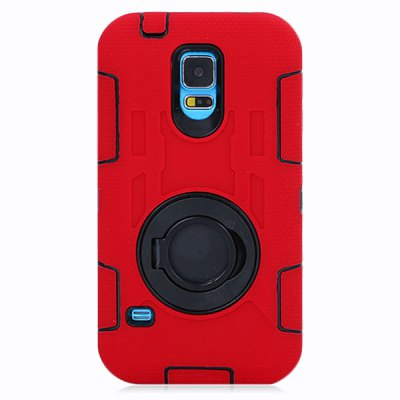 TPU and Plastic Stand Case for Samsung Galaxy S5 i9600 SM - G900