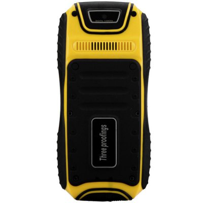 2.0 inch Callone K300 Water Resistant Dustproof Shockproof Phone Quad Band Camera Bluetooth