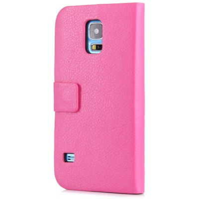 Гаджет   Double View Windows Design PU and PC Stand Case for Samsung Galaxy S5 i9600 SM - G900 Samsung Cases/Covers