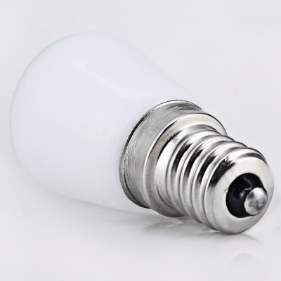 E12 2W AC220 - 240V 100lm Warm White 3200K Mini Dimmable Ball Bulb
