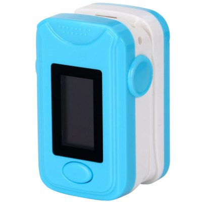 Гаджет   Adjustable Display Brightness Automatic Swithch - off Pulse Oximeter with OLED Screen Home Gadgets