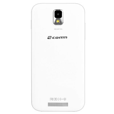 Ecomm E200 Android 4.2 3G Smartphone MTK6572 Dual Core 1.3GHz 4GB ROM GPS with 4.5 inch WVGA Screen Dual Cameras