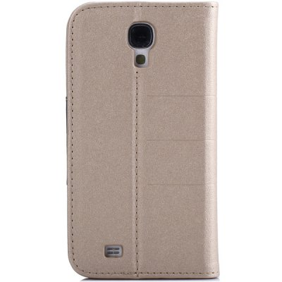 ФОТО Mango Series PU Leather and Plastic Material Stand Case for Samsung Galaxy S4 i9500 i9505