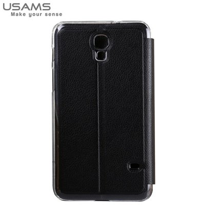Гаджет   USAMS Starry Sky Series PU + PC Cover Case with Stand Function for Samsung Galaxy Mega 7.0 T2558 Samsung Cases/Covers