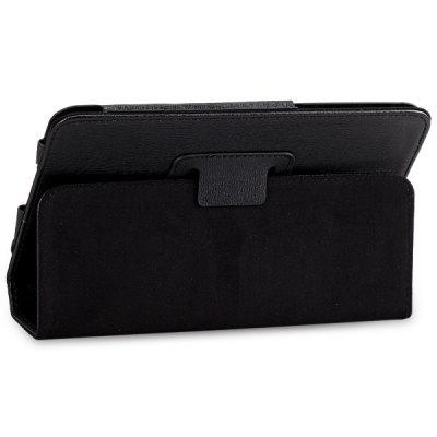 Leather Protective Case with Stand Function Specially for 7 inch Lenovo A3500 Tablet PC