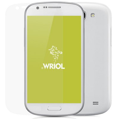 Wriol M Series Frosted Anti  -  Fingerprint Screen Protector Film for Samsung Galaxy Express i8730