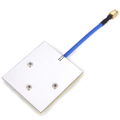 New 5.8G 14dBi Panel Antenna for DJI RC Aircraft - DJIMulti Rotor Parts<br>New 5.8G 14dBi Panel Antenna for DJI RC Aircraft<br><br>Model: DJI<br>Package Weight: 0.06 kg<br>Package Size (L x W x H): 15.0 x 9.0 x 2.0 cm<br>Package Contents: 1 x 5.8G 14dBi Panel Antenna