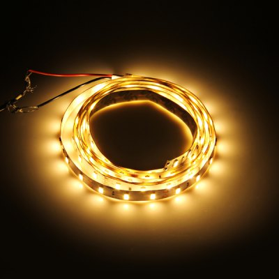 2M 34.8W 120 - SMD 5630 LED DC12V Warm White Non - waterproof Car Decoration Light Strip