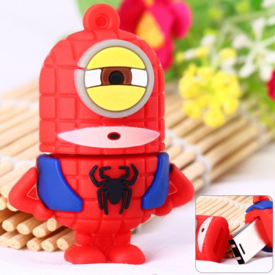 Spiderman Bee do Pattern 4GB U Disk