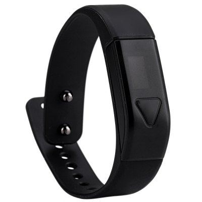 Гаджет   I5 Bluetooth 4.0 OLED Smart Bracelet Sport Fitness Tracker with Pedometer / Sleep Monitoring / Calorie Counter for Android Smart Phones Watches
