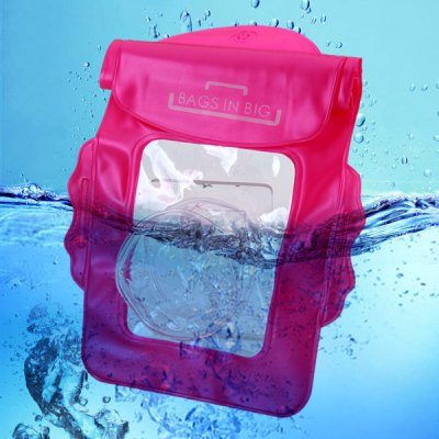 Card Camera Waterproof Bag Pouch