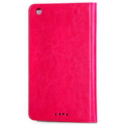 ФОТО PU Leather Protective Case with Triple Folding Stand Function Specially for 7 inch Cube Talk 7X Tablet PC