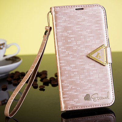 Leiers Eternal Series Plastic and PU Leather Material Case with Stand Function and Card Holder for Samsung Galaxy S5 i9600 SM - G900Samsung Cases/Covers<br>Leiers Eternal Series Plastic and PU Leather Material Case with Stand Function and Card Holder for Samsung Galaxy S5 i9600 SM - G900<br><br>Compatible for Sumsung: Samsung Galaxy S5 i9600 SM-G900<br>Features: With Credit Card Holder, Cases with Stand, Full Body Cases<br>Material: Plastic, PU Leather<br>Product weight: 0.070 kg<br>Package weight: 0.150 kg<br>Product size (L x W x H) : 14.6 x 8 x 1.6 cm / 5.7 x 3.1 x 0.6 inches<br>Package size (L x W x H): 16 x 10 x 3 cm<br>Package Contents: 1 x Case