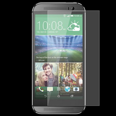 Hello Deere 0.2A Series 0.2mm 11H Hardness Tempered Glass Screen Protector for HTC One M8