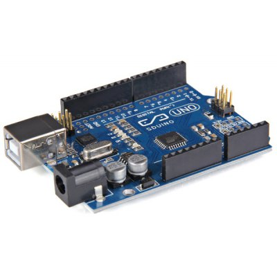 Enthusiasts Evolution Version Arduino UNO R3 Development Board with Free USB Cable