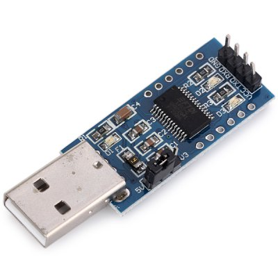 FT232 FT232RL USB to TTL Convertor Module with Over - current Protection