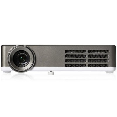 HTP DLP - 300W Full HD 1080P 3D DLP Projector Built - in Android Wireless with Remote Controller