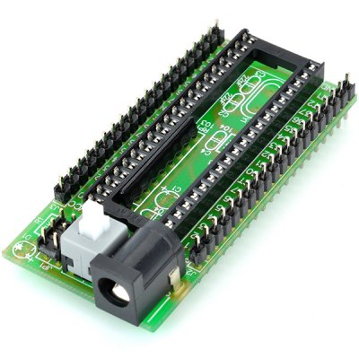 D1207010 - 248541 DIY AT89S52 Microcontroller Development Board Set for ArduinoArduino &amp; SCM Supplies<br>D1207010 - 248541 DIY AT89S52 Microcontroller Development Board Set for Arduino<br><br>Type: Components set<br>Material: PCB board + electronic components<br>Product Weight: 0.021 kg<br>Package Weight: 0.05 kg<br>Product Size(L x W x H): 6.5 x 3.1 x 0.2 cm / 2.6 x 1.2 x 0.07 inches<br>Package Size(L x W x H): 12 x 7 x 4 cm<br>Package Contents: 1 x AT89S52 Microcontroller Development Board Set