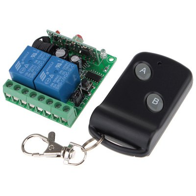 AFSC04 12V Wireless Remote Controller + Receiver (1 x 23A)