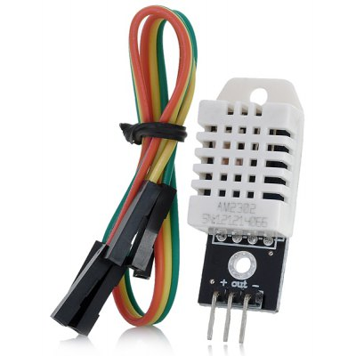 DIY DHT22 2302 Digital Temperature and Humidity Sensor Module with DC 3.3 to 5.5V Working Voltage