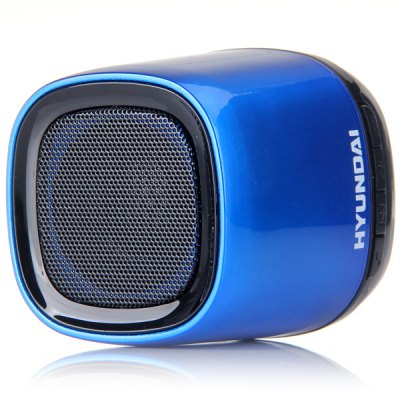 Hyundai i80 High Quality Portable Wireless Bluetooth Speaker Built - in Polymer Baterry