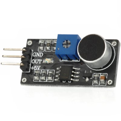 K1208047-353051 Sound Sensor Module Compatible for Arduino