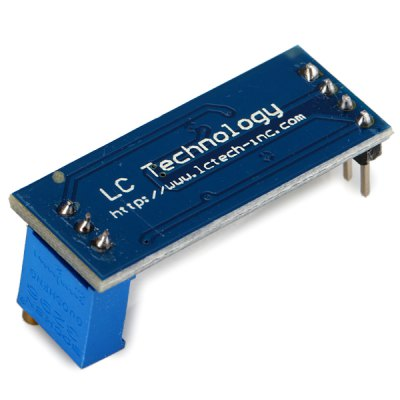 Other Accessories LM358 100 Times Gain Signal Amplification Operational Amplifier Module.
