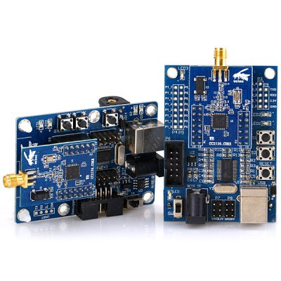 ZigBee - CC2530 MCU Wireless Module Development Kits with 2.4G 3dB Antenna