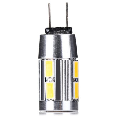 Гаджет   G4 Car Light Turn Signal Light DC12V 10 - SMD 5630 LED 2800 - 3200K Warm White LED Corn Light LED Light Bulbs
