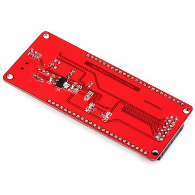 Гаджет   MSP430F149 Minimum Learning Development Board with JTAG Interface Boards & Shields