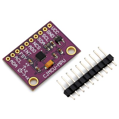 CJMCU - 116 MPU6500 Gyro Accelerator Magnetometer 6 Axis Gesture Module with SPI / IIC Communication