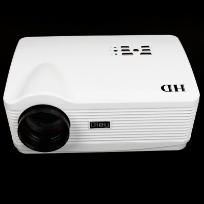 H2 WiFi Projector Android 4.2.2 Dual Core 3000 Lumens 1280 x 768 Pixels 16:9 Aspect Ratio Support 2 x HDMI / 2 x USB / AV / VGA / SD Card Input