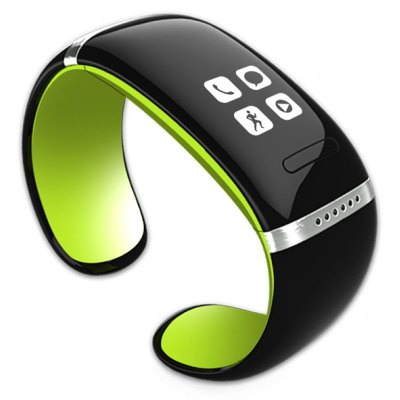 L12S OLED Watch and Sports Pedometer Bluetooth Bracelet