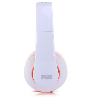 OVLENG A2 Comfortable Fit Dynamic Stereo Headphone Stretchable Headset 1.2m Cable for iPhone / iPod / iPad / PC