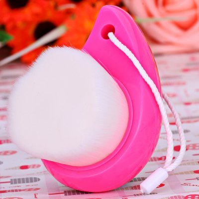 7012 Soft Fiber Facial Cleasing Brush Deep Cleansing Facial Care Face Cleaning Brush
