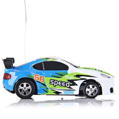 Multifunction Remote Controlled Coke Can Mini Racing Car