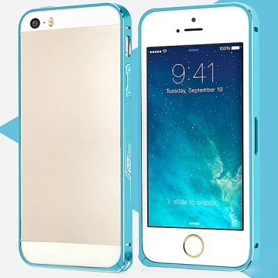 HHello Deere Feng Shuo Series Metal Material Bumper Frame for iPhone 5S