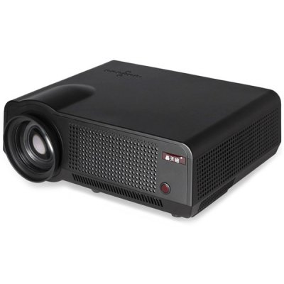 HTP LED - 86C 1280 x 800 Pixels 3200 Lumens High Compatibility Android WiFi LED Projector with Android Application Extend