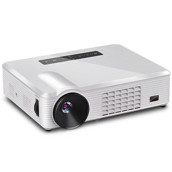 T10 1280 x 800 pixels 1000 lumens high compatibility for Small projector with high lumens