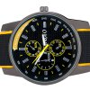 best Cool Men Wrist Watch Analog with Round Dial Rubber Watch Band