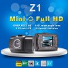 Dome Z1 1.5 inch LTPS 12.0MP Resolution 1080P Full HD Mini Car DVR 140 Degree Wide Angle Lens Video Recorder with Charger