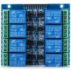 EL817 Practical 5V 10A Optocoupler Relay Module  -  8 Channels deal