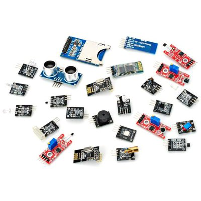 XD - 277221 PCB DIY Sensor Module Set for Arduino Raspberry Pi