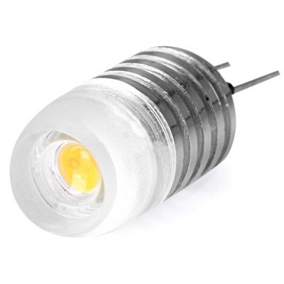 G4 Car Turn Signal Light 3W DC12V COB LED Warm White Brake Light