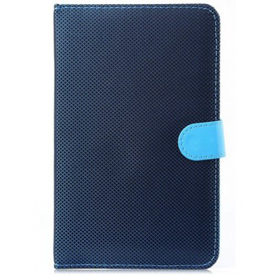 PU Leather and Plastic Protective Case with Stand Function Keyboard Specially fo