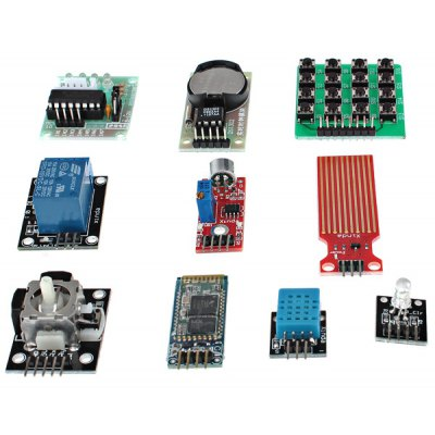 XD-209465 Arduino RFID Main Board and Bread Board and Modules Set