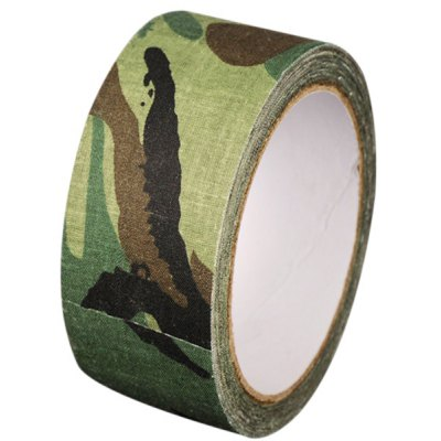 Outdoor Camouflage Adhesive Tape Camo Sticky Tape (420 x 5CM)