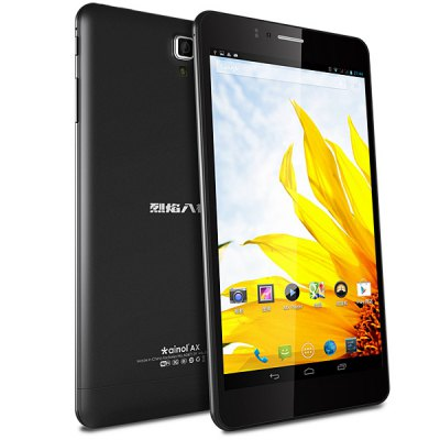Ainol Flame Fire Octa Core NOTE7  Android 4.4 3G Phablet with 7 inch WUXGA IPS Screen MTK6592 Cortex A7 1.7GHz Cameras WiFi 1GB RAM 16GB ROM Bluetooth GPS