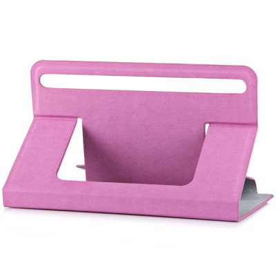 ФОТО Special Silicone Suckers Inside Foldable Stand Function Artificial Leather Material Case for 7.85 inch Tablet